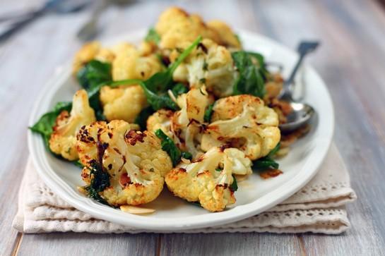простые и вкусные рецепты из цветной капусты