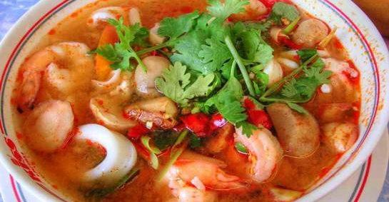суп том ям рецепт в домашних условиях