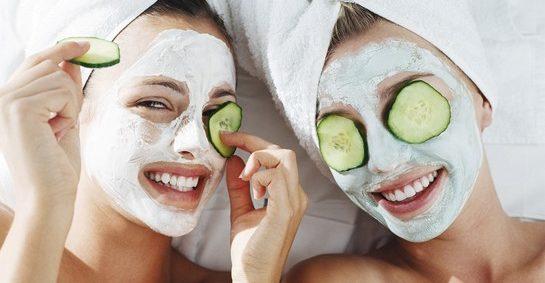 питательная маска для лица в домашних условиях