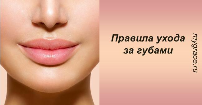 Секрет самых нежных губ: лучшие советы по уходу!
