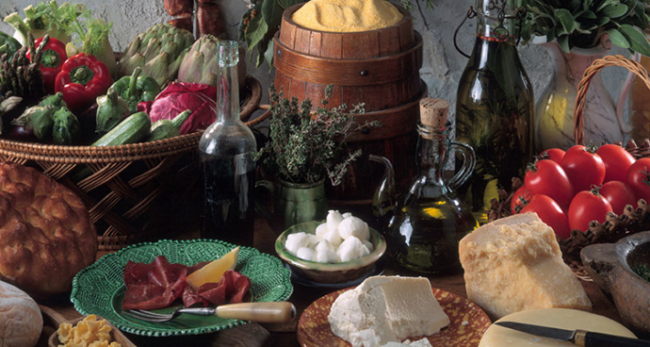 Хотите прожить долго и не болеть? Критская диета - панацея от всех болезней!
