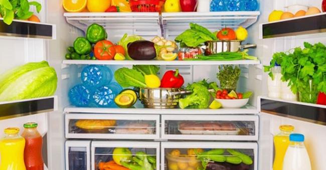 Чтобы питаться правильно, всегда держите в холодильнике эти продукты...