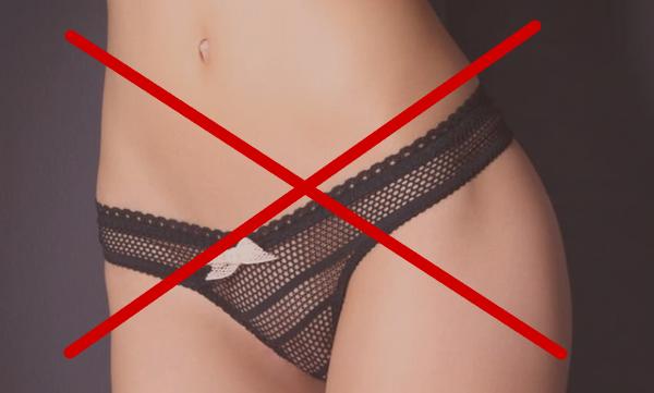 Почему носить трусики стринги и танго опасно для здоровья - мнение профессиональных гинекологов!
