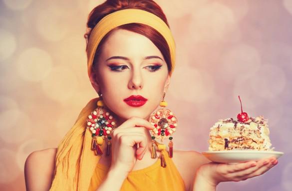 Первый шаг к здоровью и красивому телу - отказ от сладкого!