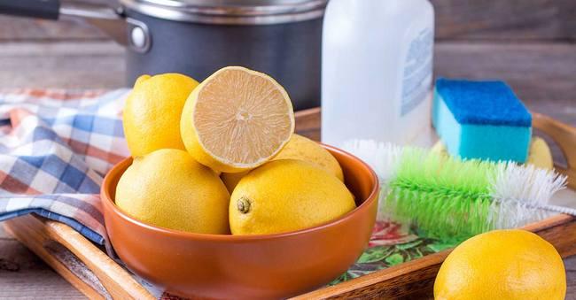 11 невероятных способов использования лимонов в быту