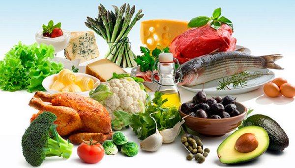 Низкоуглеводная диета - пример меню на неделю