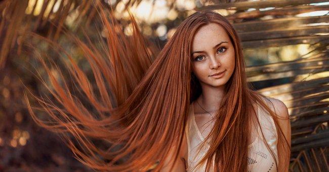 10 золотых советов для красивых волос