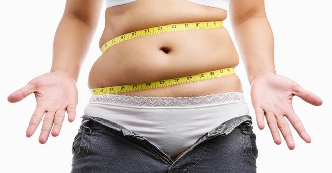 Как хитро справиться с жиром на животе