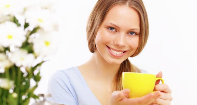 Топ-5 вкусных и полезных чаев для похудения!
