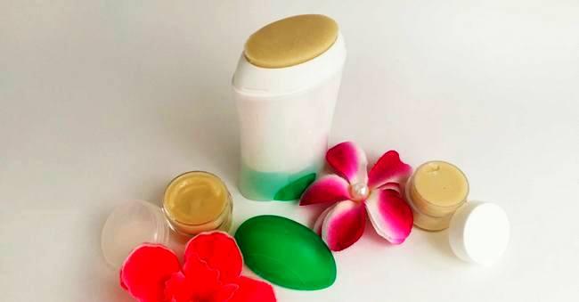 5 натуральных природных дезодорантов, которые лучше покупных!