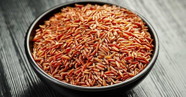 Удивительная польза красного риса и его возможный вред