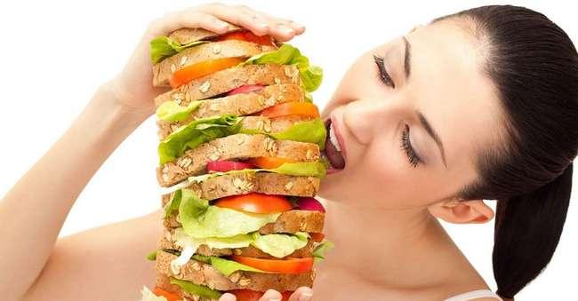 Как не переедать: узнайте несколько простых способов!