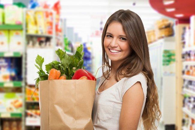 Идём за продуктами: как не дать похудеть кошельку
