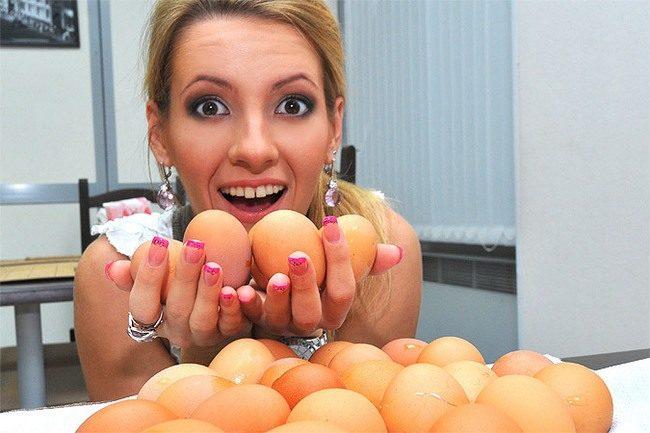 Одно вареное яйцо в день ускорит метаболизм и поможет похудеть