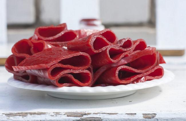 Пастила клубничная и не только: универсальный рецепт практически для любых ягод и фруктов