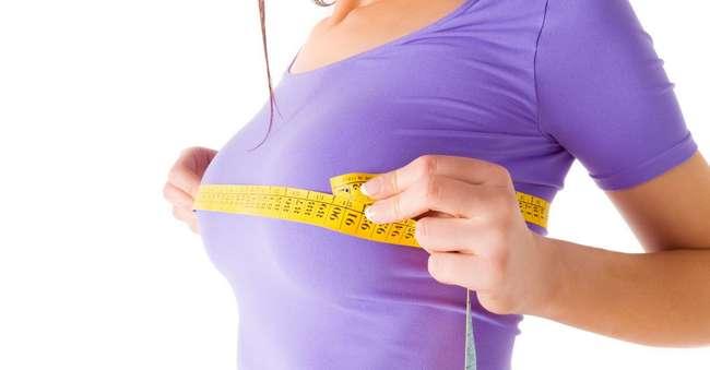 Как сделать грудь упругой без хирургического вмешательства