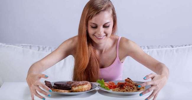 Как перехитрить чувство голода: 9 эффективных советов