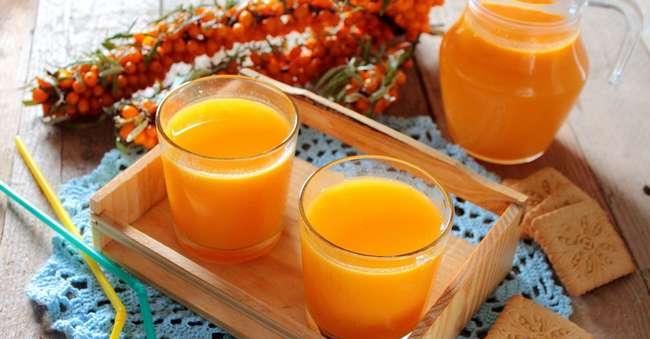 Облепиховый сок - доказанная польза и предположительный вред