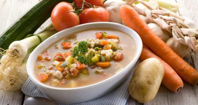 Суповая диета для похудения — минус 5 кг в месяц!
