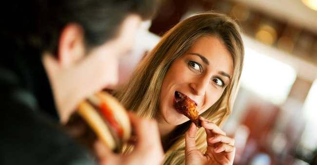 Только так и нужно ужинать, если хотите нормально худеть!