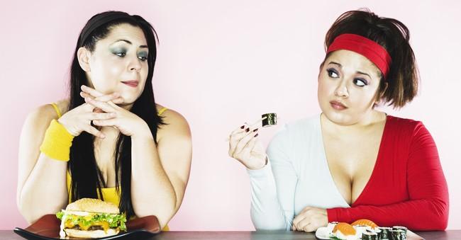 9 причин, из-за которых вы действительно толстеете