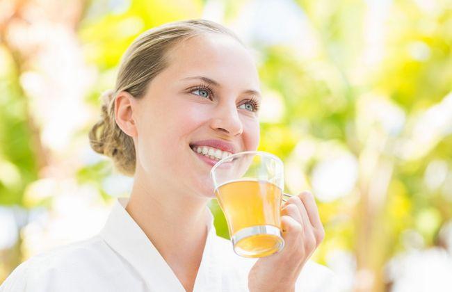 ТОП-7 рецептов травяных чаев для сжигания жира и ускорения метаболизма