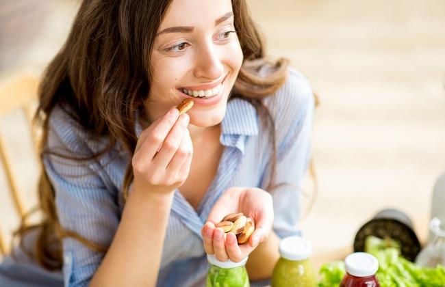 Орехи – превосходный помощник в похудении!