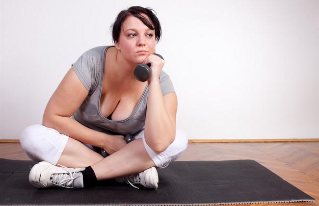 10 причин, по которым вы не можете похудеть