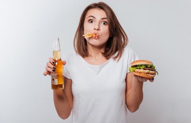 Продукты, которые замедляют метаболизм и очень мешают похудению