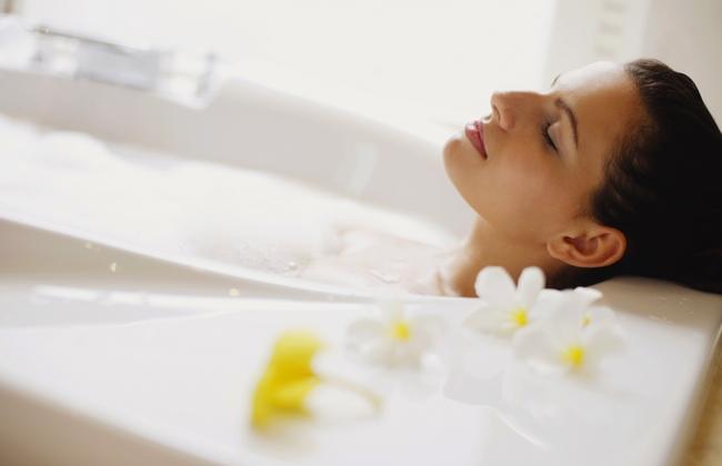 Как похудеть, просто принимая ванну?