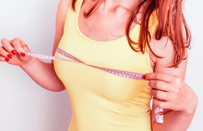 Лучшие способы и процедуры для увеличения груди в домашних условиях