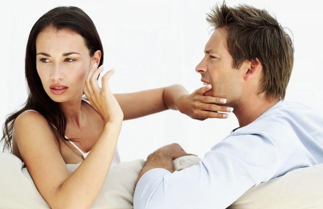 10 вещей, которые женщины не должны терпеть от своего мужчины!