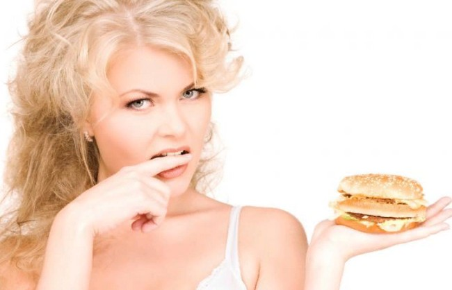 5 пищевых привычек, ведущих к лишнему весу