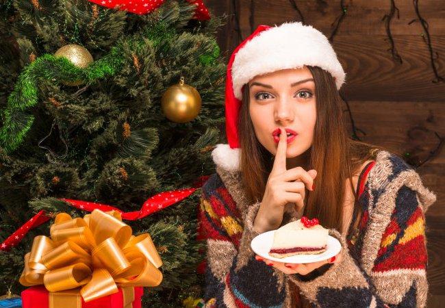 Как не поправиться во время новогодних каникул - 6 дельных советов