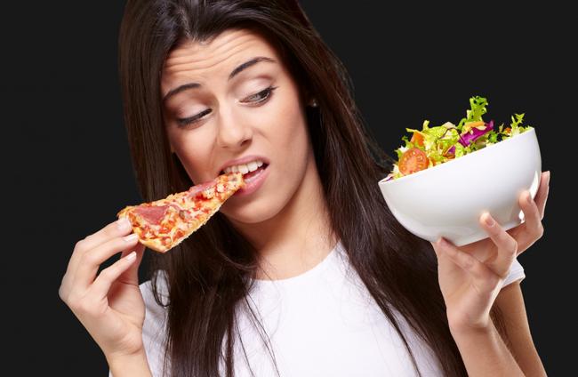 неприятный запах изо рта когда голоден