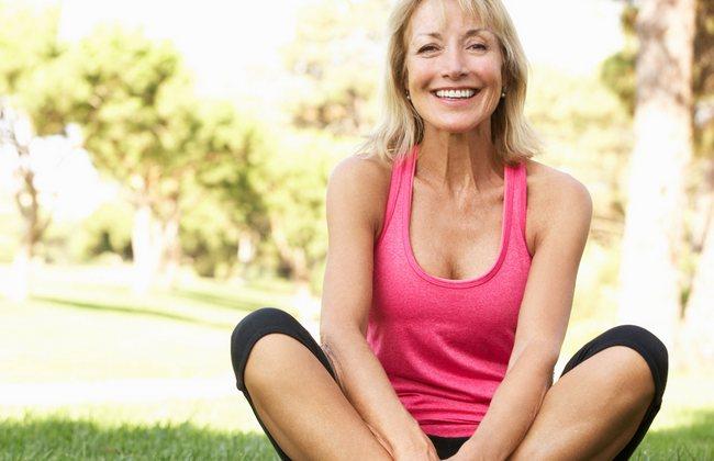 10 советов о том, как избежать увеличения веса в период менопаузы