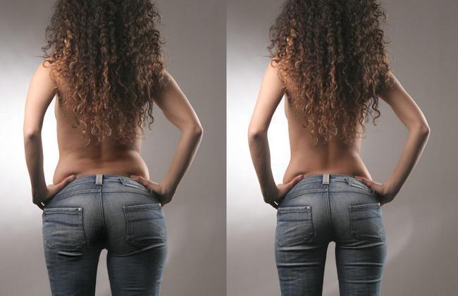 Как избавиться от жира в нижней части спины: 7 упражнений и 22 продукта для отличного вида сзади!