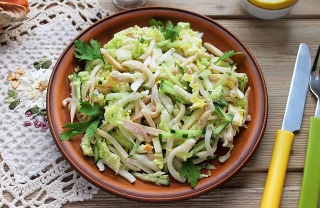 Китайская (пекинская) капуста – натуральный жиросжигатель и праздник вкуса!
