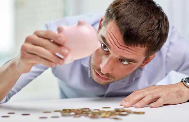 4 типа мужчин, у которых постоянно нет денег