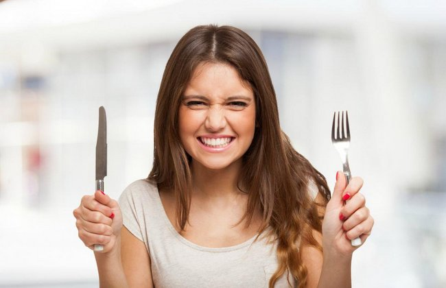 """Как укротить """"зверский"""" аппетит: 12 золотых советов!"""