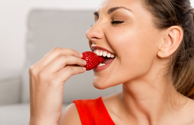 Клубничная диета: худеем вкусно и без отказа от сладкого!
