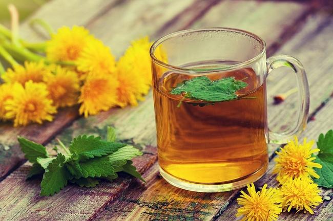 Чай из корней одуванчика - доказанная польза и возможный вред