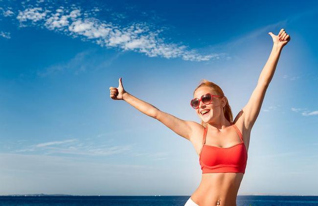 Как сбросить вес в преддверие отпуска за 2 недели