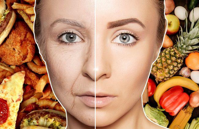 А вы знаете, какие продукты надо есть, чтобы выглядеть моложе?