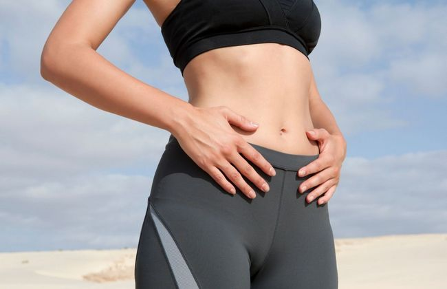 5 правил, которые помогут быстро сжечь жир на животе!