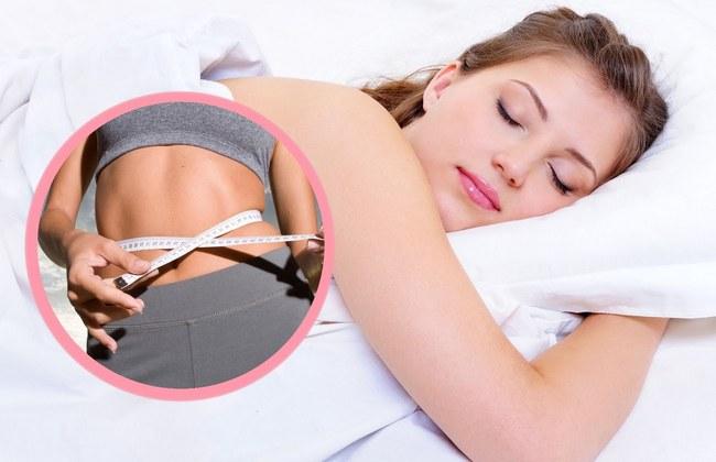 """Как худеть, пока вы спите? Примените """"Диету сна""""!"""