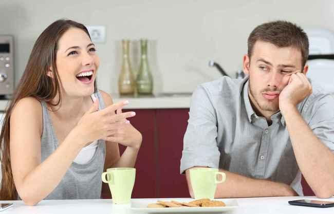 5 тем, на которые нельзя шутить с мужчиной ни при каких обстоятельствах