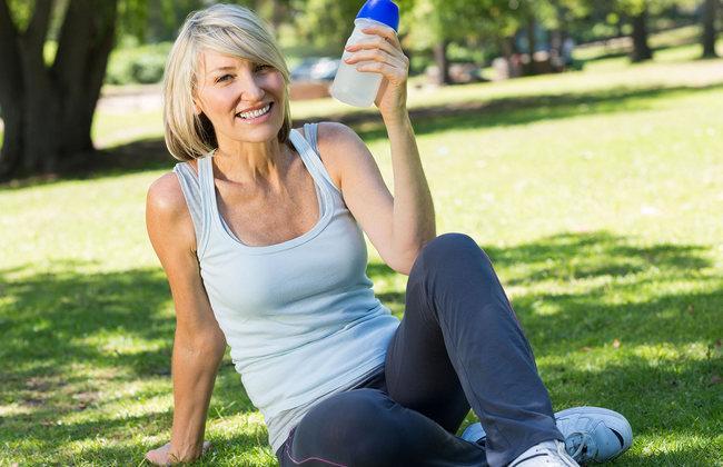 Как держать себя в форме и не толстеть после 40 лет